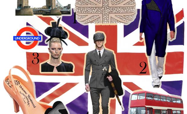 Qué es un Personal Shopper - moda británica otoño-invierno 2012