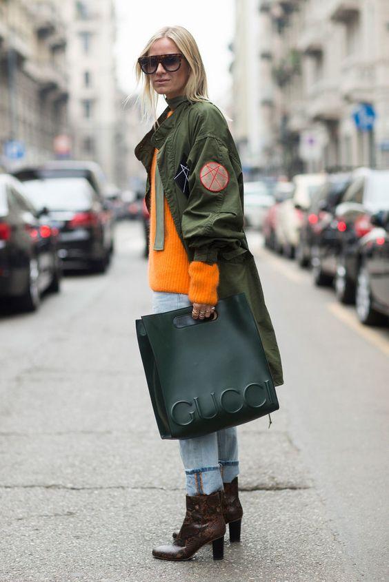 que es un personal shopper  -street style fall 2016